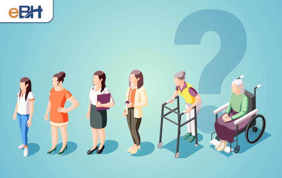 Tuổi nghỉ hưu năm 2021 là: nữ đủ 55 tuổi 4 tháng nam đủ 60 tuổi 3 tháng.
